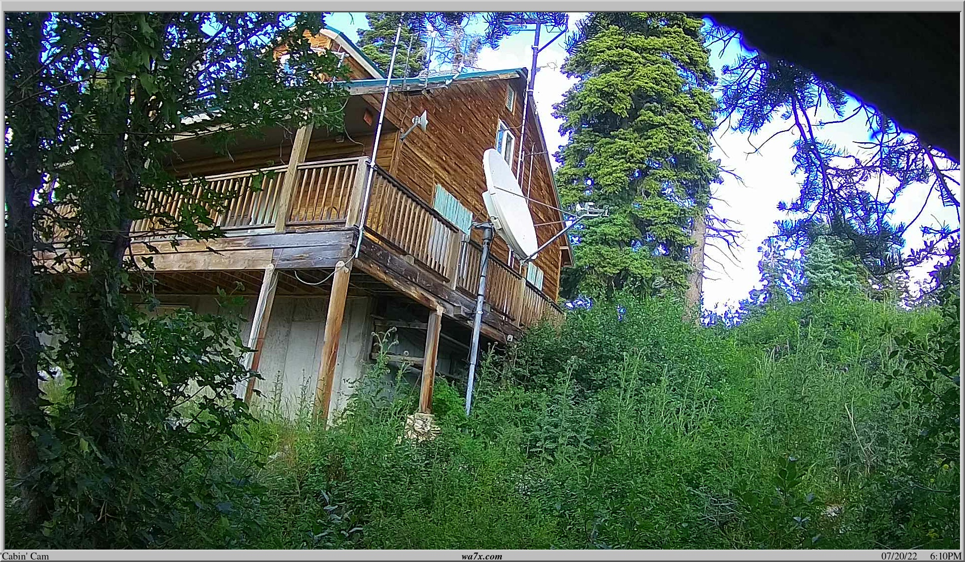 The Cabin Cam""